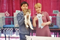 L&L CAT SHOW APR.7-8,2018